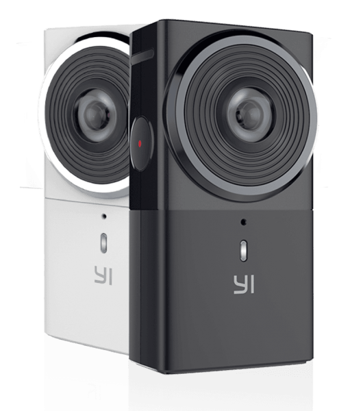 Yi 360 VR camera, 360 videos, virtual technology, Yi technology, Yi cameras, action camera
