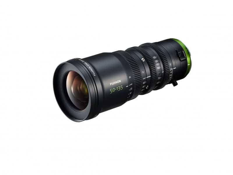 Fujifilm announces July release date for $4000 Fujinon MK 50-135mm cine lenses