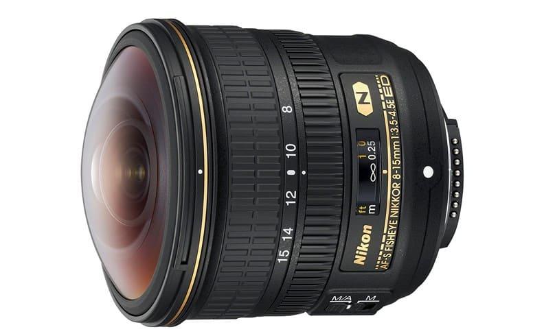AF-S Fisheye Nikkor 8-15mm f/3.5-4.5E ED, Nikon lens, camera lens, fisheye lens, DSLR lens, FX format lens, Nikkor lens