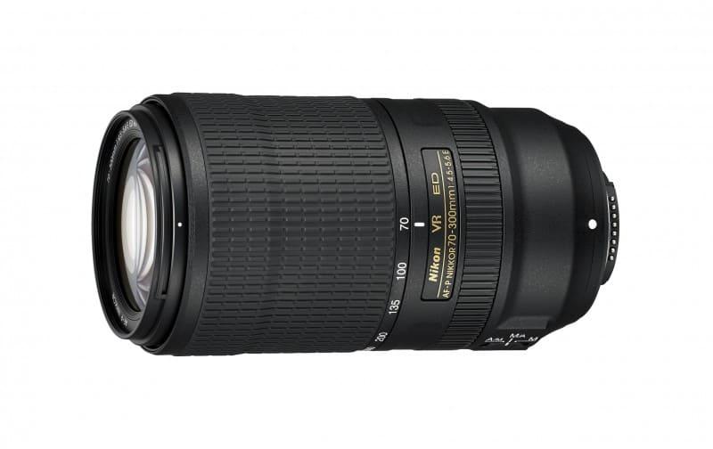Nikkon Introduces an Overhauled Version of their Popular Nikkor 70-300mm Telephoto Lens