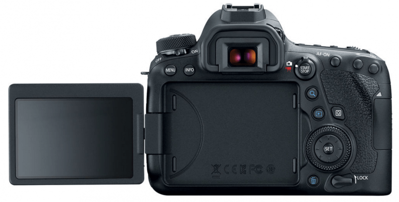 Canon EOS 6D Mark II camera review, Full HD DSLR, Canon camera review