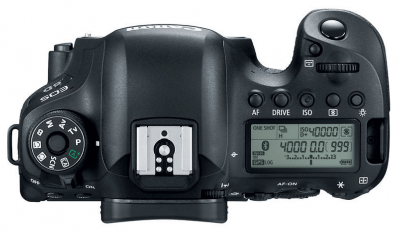 Canon EOS 6D Mark II features, Canon EOS 6D Mark II specs, Canon EOS 6D Mark II design