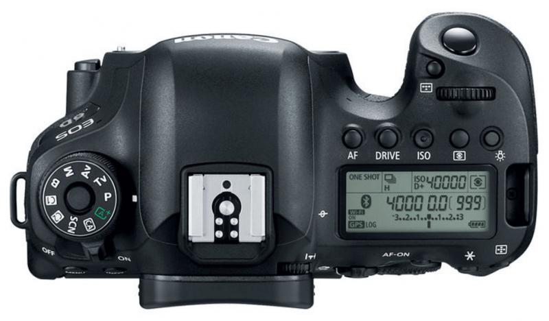 Canon EOS 6D Mark II features, Canon EOS 6D Mark II specs, Canon EOS 6D Mark II design