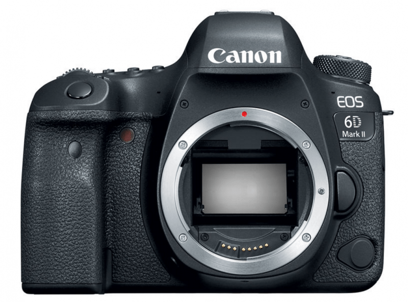 Canon EOS 6D Mark II review, Canon camera, Canon DSLR