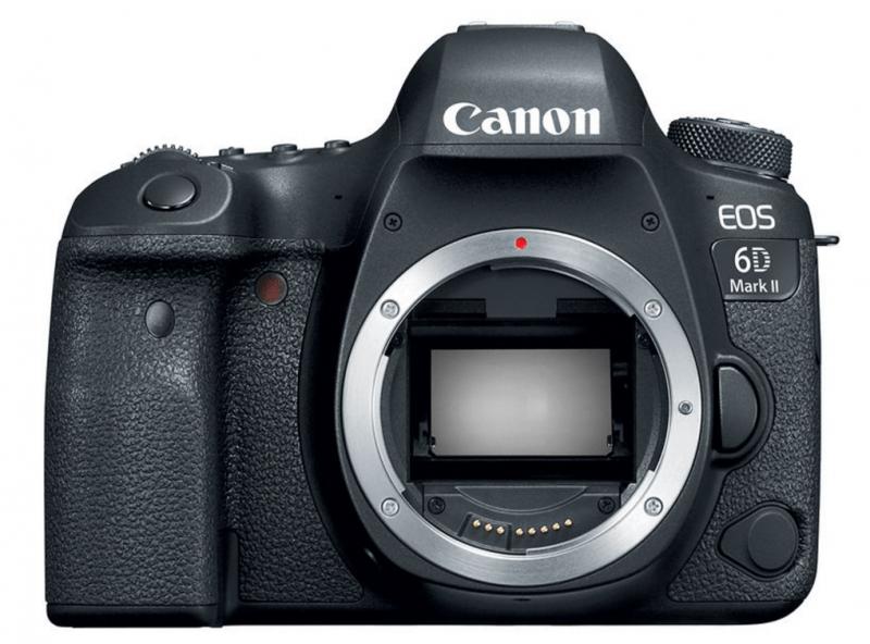Canon EOS 6D Mark II review, Canon camera, Canon DSLR
