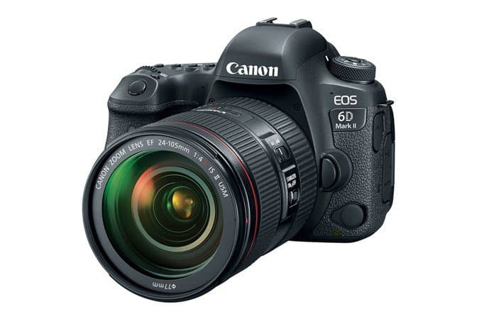 Canon EOS 6D Mark II, Canon DSLR, National Camera Day