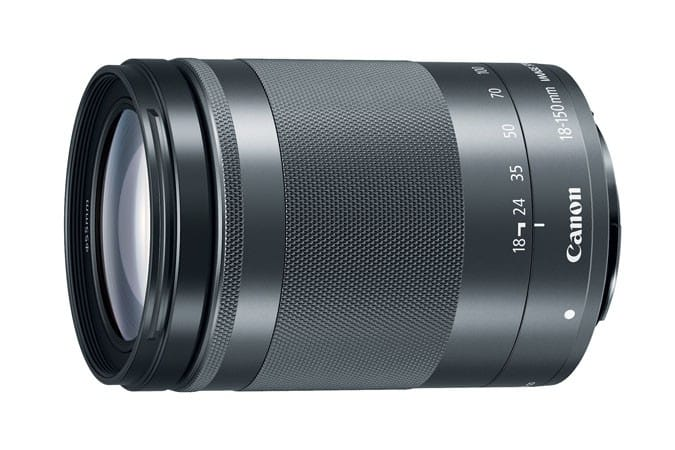 EF-M 18-150mm f/3.5-6.3 IS STM Lens, Canon Lens, Camera lens