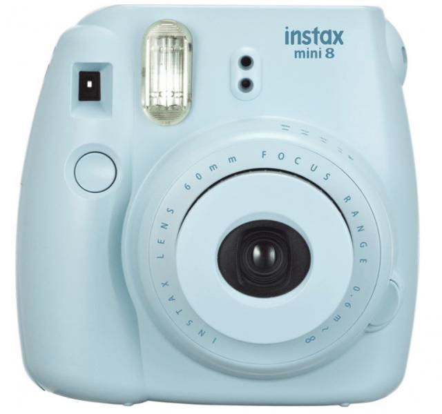 Fujifilm Instax Mini 8, instant camera, instant photography