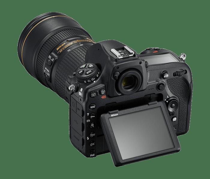 D850 DSLR, Nikon 4K, FX format