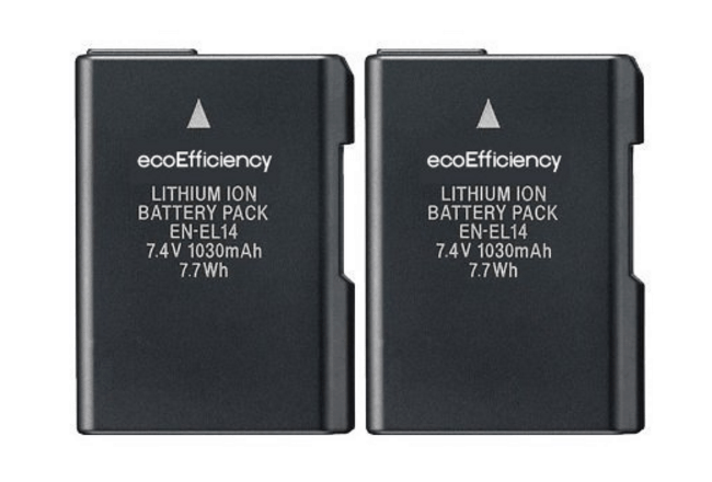 camera batteries, DSLR batteries