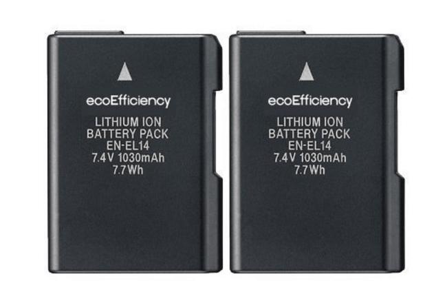 camera batteries, DSLR batteries