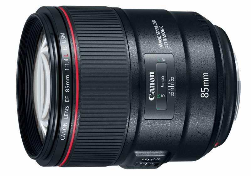 Canon EF 85mm f/1.4 L IS USM, Canon lens, camera lenses