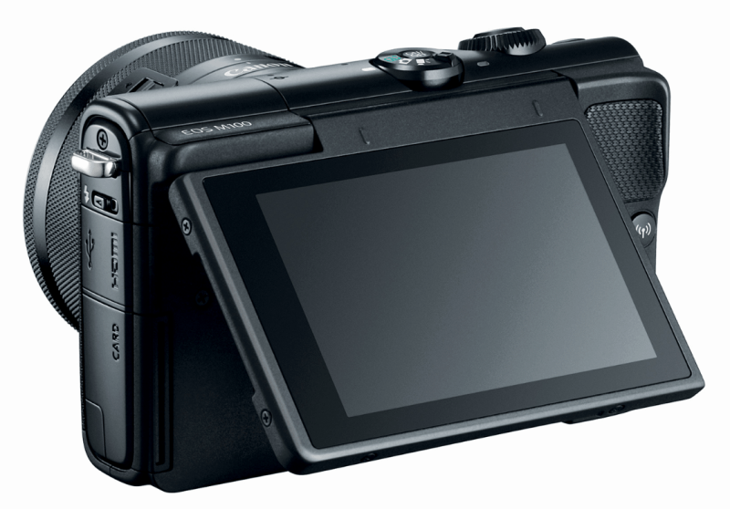 Canon M100, smartphone photography, DIGIC 7 processor
