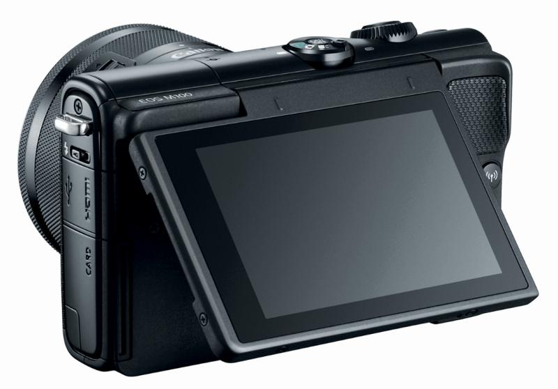 Canon M100, smartphone photography, DIGIC 7 processor