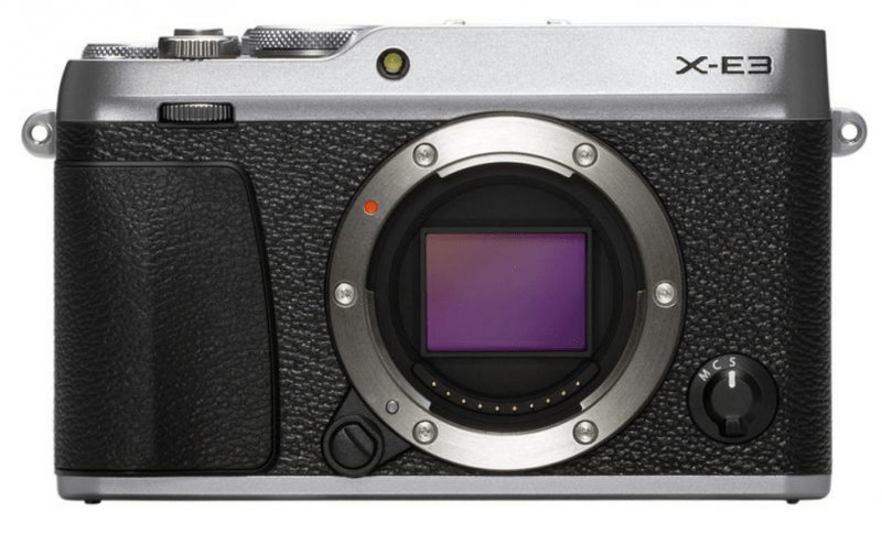 Fujifilm X-E3, Mirrorless Digital Camera, 4K camera