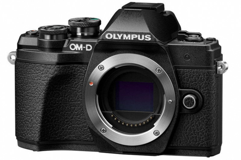Olympus OM-D E-M10 Mark III, mirrorless camera, Micro Four Thirds Digital Camera