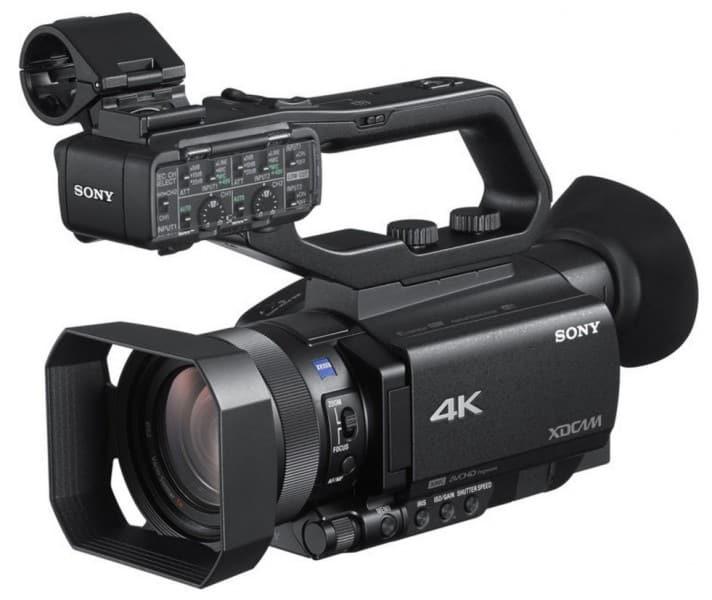 PXW-Z90, 4K HDR XDCAM camcorder, 4K camera