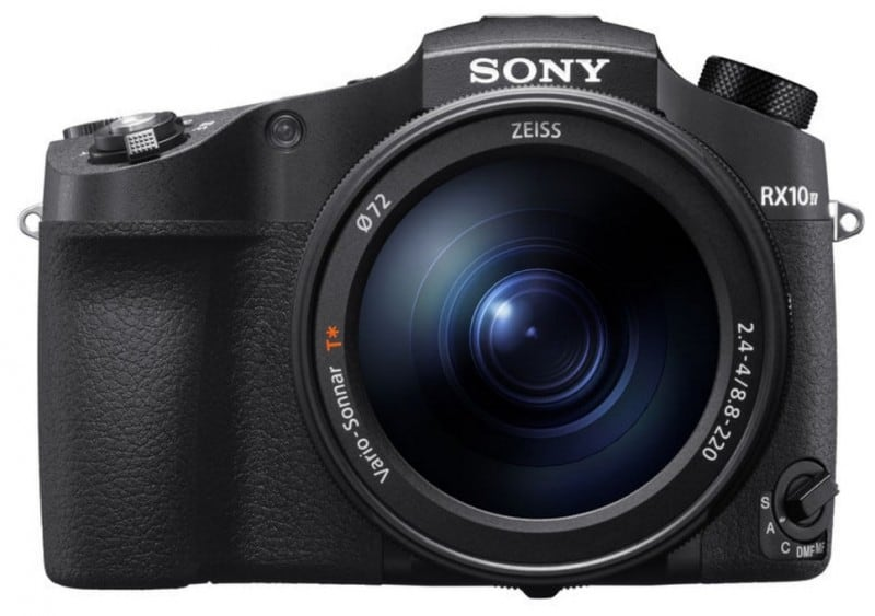 Sony RX10 IV, Sony digital camera, 4K camera