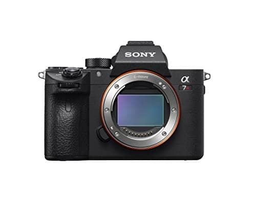 The A7R III is Sony's challenge to Canon's full-frame market dominance