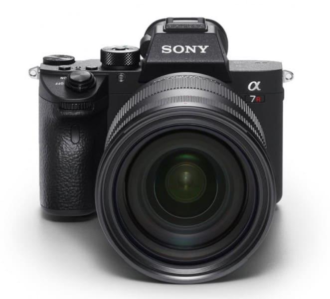 Sony A7R III, α7R III, full-frame sensor, mirrorless, interchangeable lens camera,