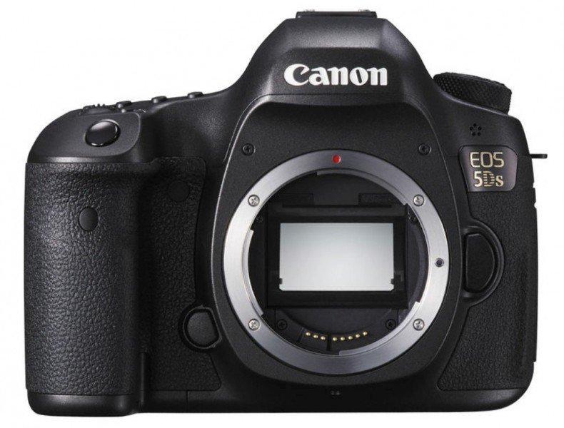 Canon EOS 5DS, DSLR Camera, Full HD camera