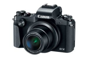 Canon introduces newest member of G-Series family, the PowerShot G1 X Mark III