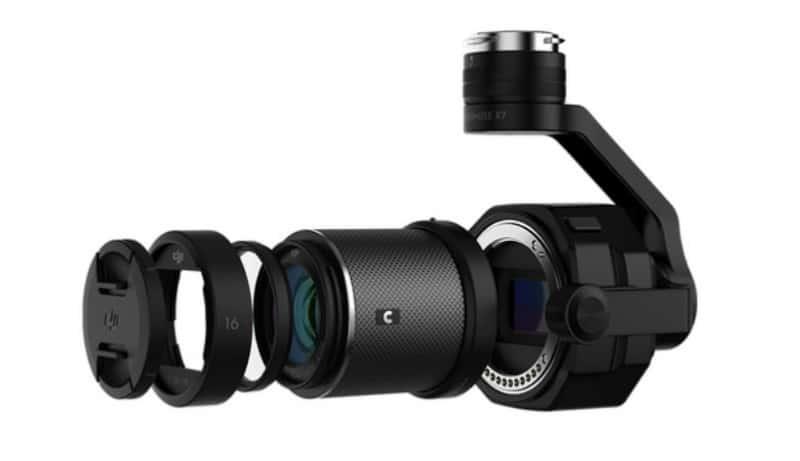Zenmuse X7, Aerial Cinematography, DJI Inspire 2 drone