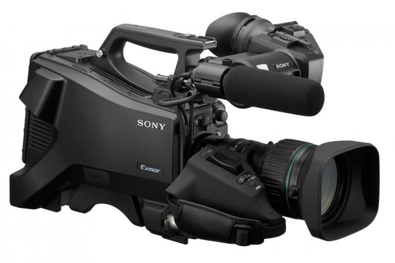 Sony HXC-FB80, Sony HXC series, 4K ready camera, HDR