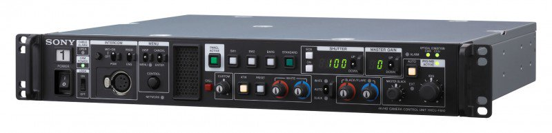 HXCU-FB80 camera control unit, CCU, camera system