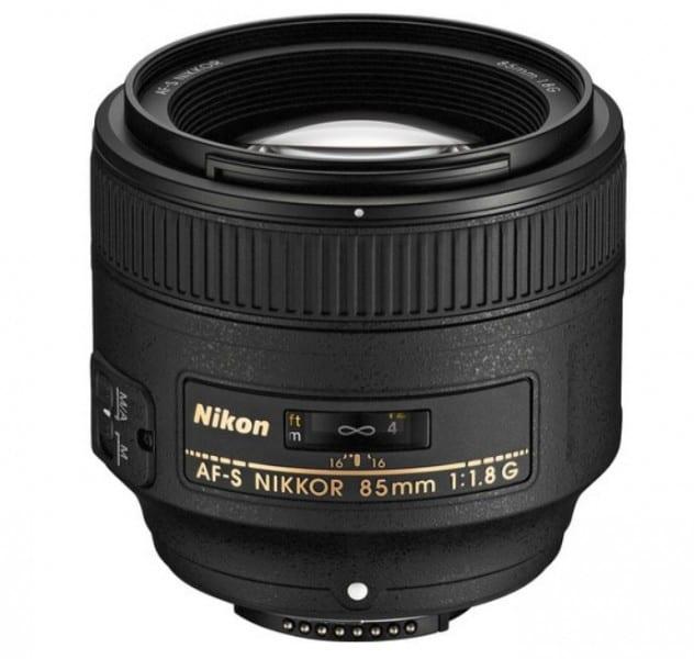 Nikon AF-S 85mm f/1.8G, camera lens, portrait photo