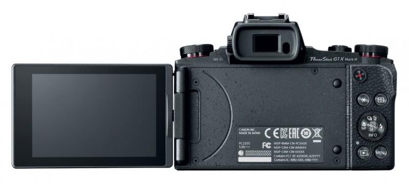 PowerShot G1 X Mark III, Canon Powershot camera, Canon G-Series Cameras