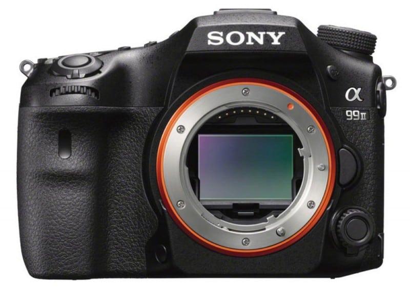 Sony Alpha a99 II, DSLR Camera, 4K DSLR
