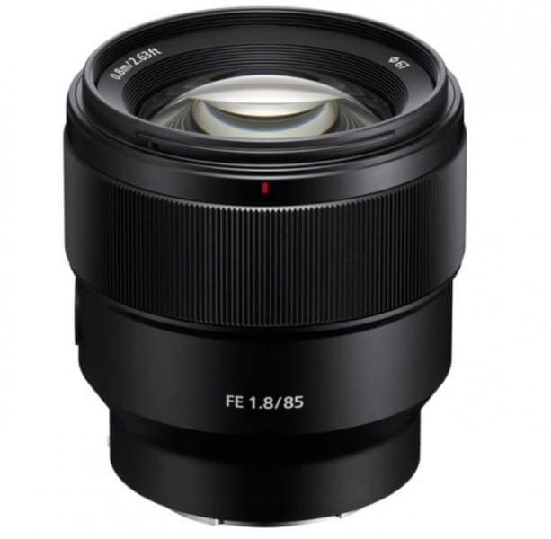 Sony FE 85mm f/1.8 Lens, photography tips, mirrorless camera lens