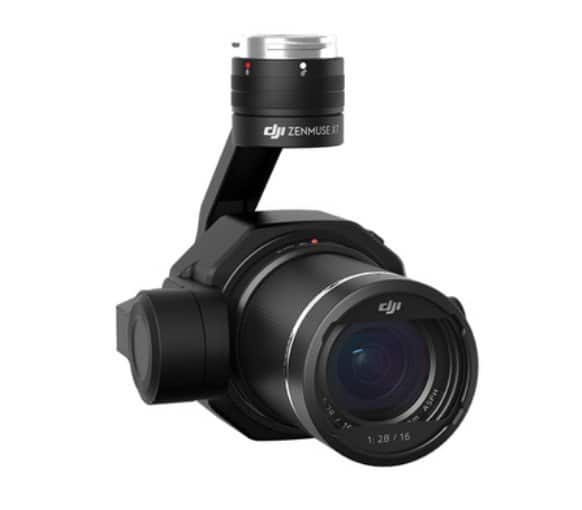 DJI, Zenmuse X7, Super 35 digital film camera