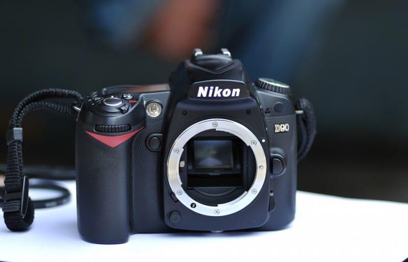 camera sensor size, DSLR sensor sizes, camera parts