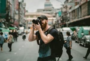 Street Photography Equals Fixed Length Lens