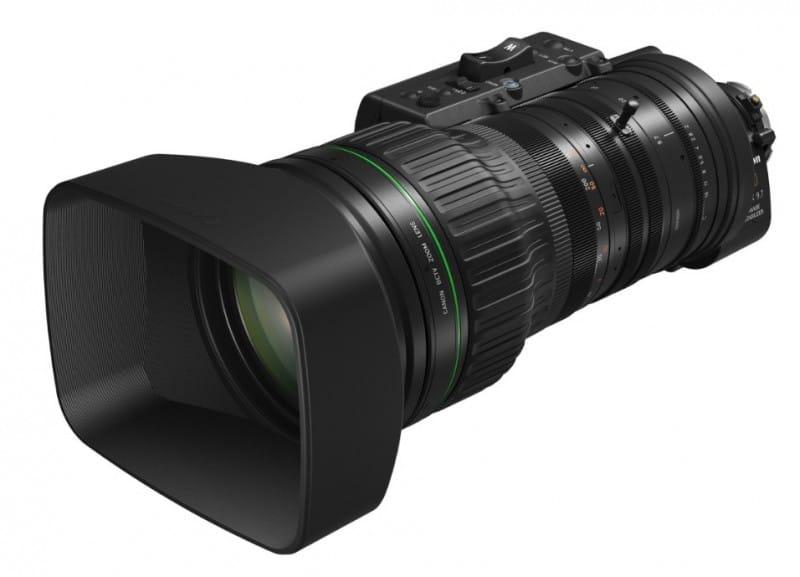 Canon CJ45ex9.7B, 4K UHD Portable Zoom lens, Canon lens