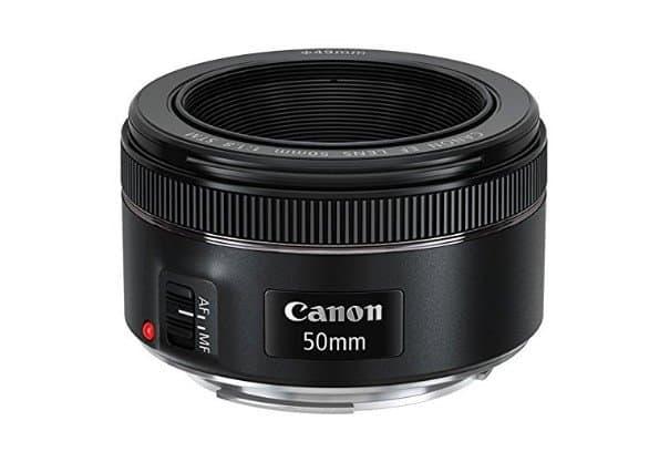 Canon EF 50mm f1.8 STM Lens, camera lens, DSLR lens