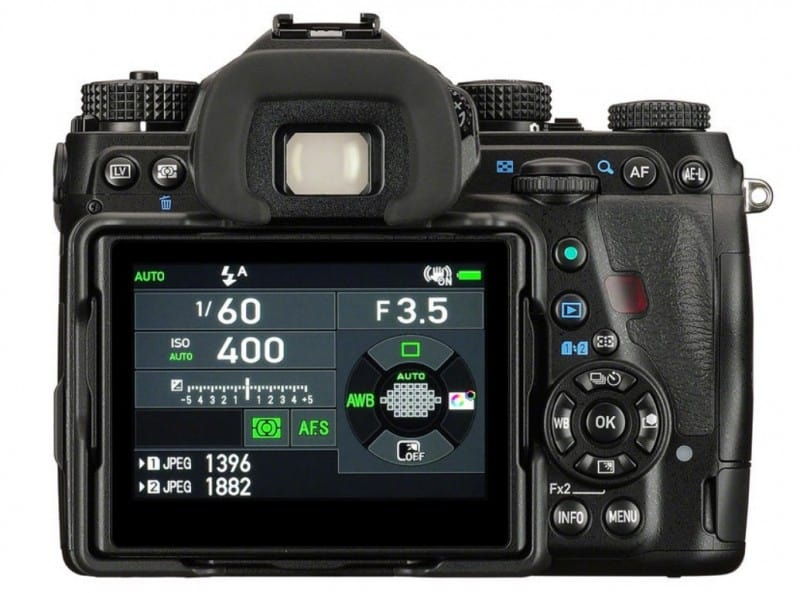 Pentax K-1 review, full hd video, Ricoh Pentax