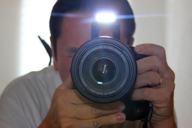 using camera flash, camera flash techniques