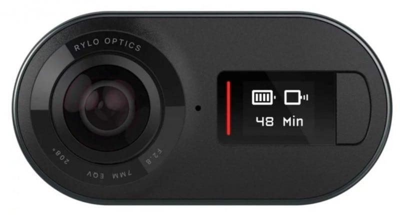 360° camera, 4K action camera, 6K panorama