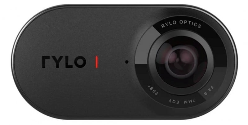 Rylo, 360 degree camera, action camera, 4K video