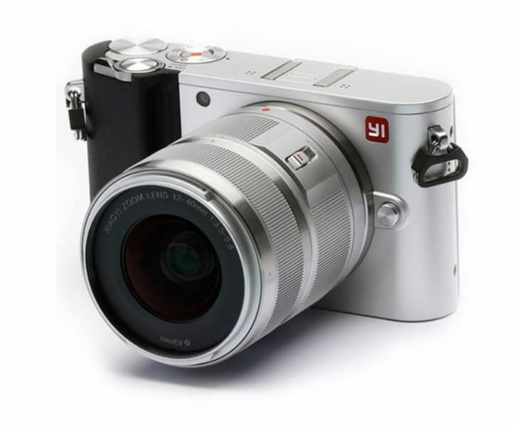 Yi M1 review, 4K camera, 4K video