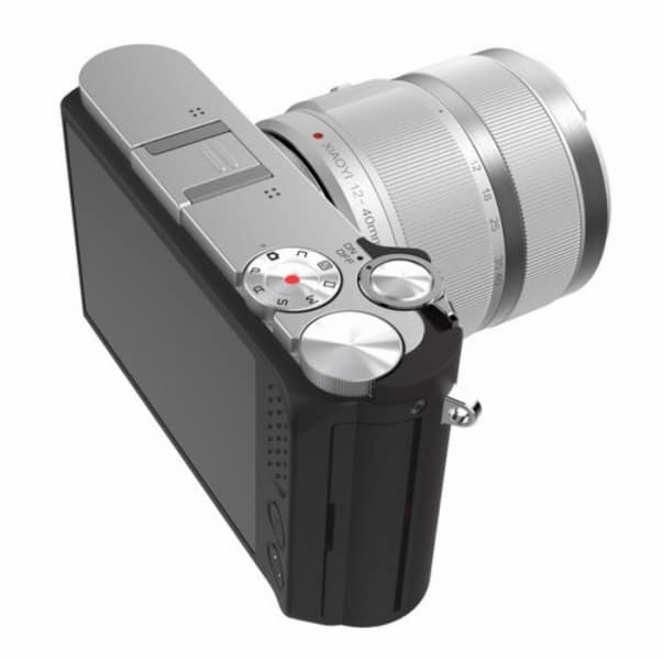Yi M1 camera, mirrorless digital camera, Sony IMX269 CMOS Sensor