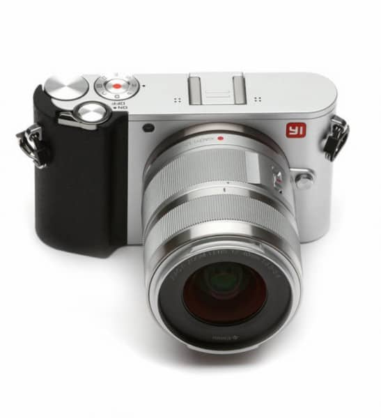 YI-M1 Mirrorless Digital Camera, Yi technology, Yi camera