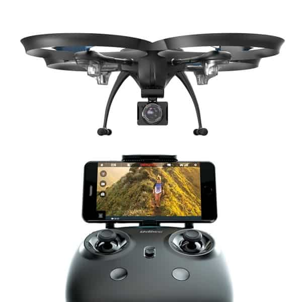 Altair UDI Discovery 2 AA818, FPV Camera Drone, quadcopter