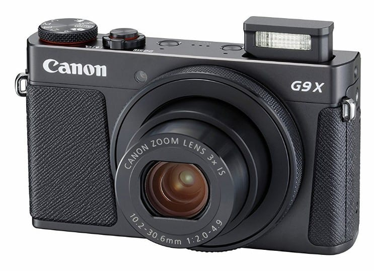 Canon PowerShot G9 X Mark II, G9 X Mark II, compact cameras, point-and-shoot cameras