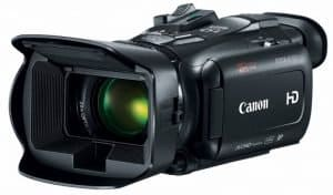 Canon introduces three camcorders in compact form for videographers of all levels