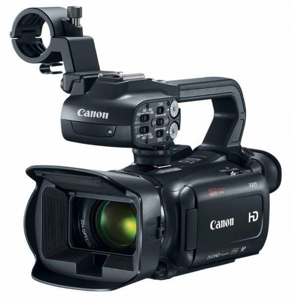 Canon XA11, Videography, Full HD CMOS Sensor