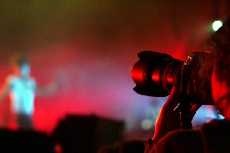 concert pictures, photography techniques
